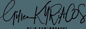 Um portfólio de fotografias para a vencedora